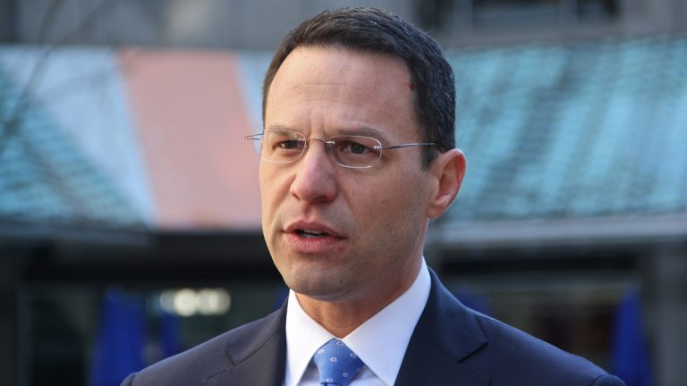 Pennsylvania Attorney General Josh Shapiro (Emma Lee/WHYY)