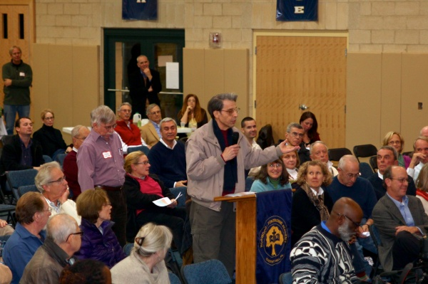 <p><p>Chestnut Hill residents voice concern about AVI millage rates and how they may be effected by the city's homestead exemption. ( Jana Shea /for NewsWorks )</p></p>