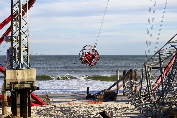 <p>This is not the joy ride tourists have in mind. ( Jana Shea /for NewsWorks )</p>
