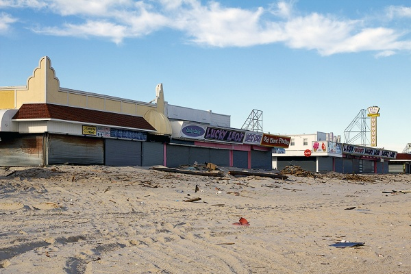 <p><p>Sand will have to be sifted to remove debris to ensure the beach is safe for residents and tourists. The beach will also need to be replenshied. ( Jana Shea /for NewsWorks )</p></p>
