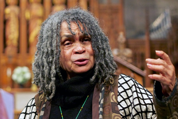 <p><p>Philadelphia Poet Laureate, Sonia Sanchez. (Jana Shea/for NewsWorks)</p></p>