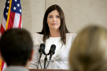 Pennsylvania Attorney General Kathleen Kane, a Democrat, announced this month that she won't defend the state's ban on same-sex marriage.