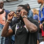 Kevin Hart celebrated his 38th birthday in Philadelphia where a mural of him was dedicated on July 6th. (Kimberly Paynter/WHYY)
