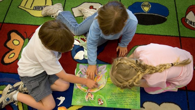 Pennsylvania received a D-plus on the Early Education Index in Education Week Research Center's  annual Quality Counts report. (AP File Photo/Troy Maben)