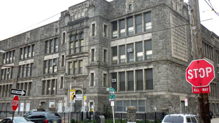 Southwark School, one of nine designated as community schools in Philadelphia, is in an area of the city that is gentrifying. (Wikipedia.org)