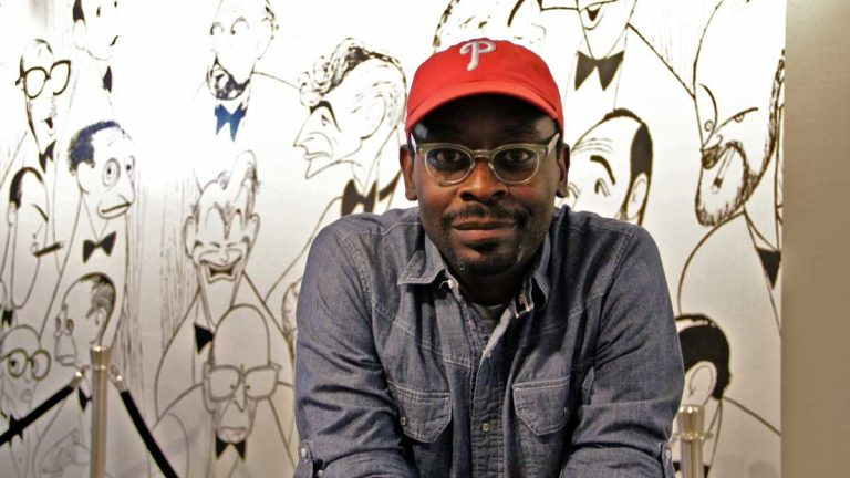 Playwright James Ijames has won the Whiting Award, a national prize for emerging writers. (Emma Lee/WHYY, file)