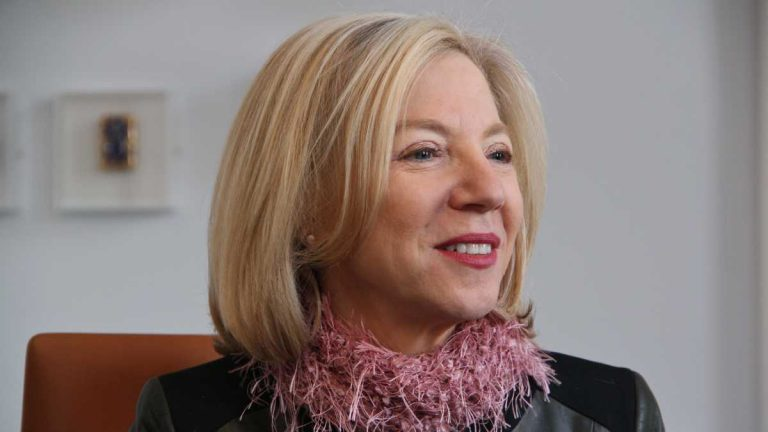 University of Pennsylvania  President Amy Gutmann wrote to graduate students in March, asking that they not support the move to form a union. (NewsWorks file photo)