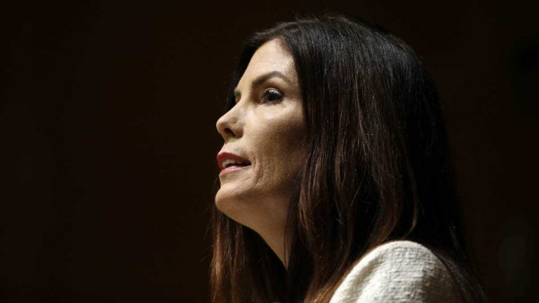 Former  Pennsylvania Attorney General Kathleen Kane has been serving time in prison. (AP file photo)