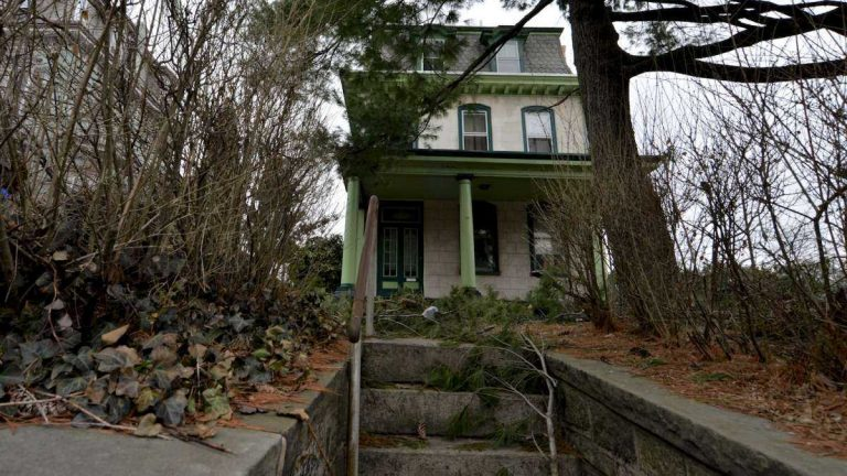 The property at 365 Green Lane has been purchased by local business owner Roger Ross. (Bas Slabbers/for NewsWorks, file)