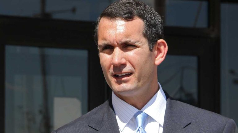 Pa. Auditor General Eugene DePasquale has been sued by a group he is investigating.(Emma Lee/WHYY, file)