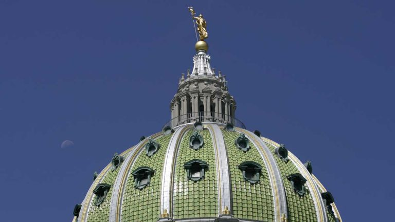 Lawmakers have returned to the Pennsylvania state Capitol building in Harrisburg, Pa. (AP Photo, File)