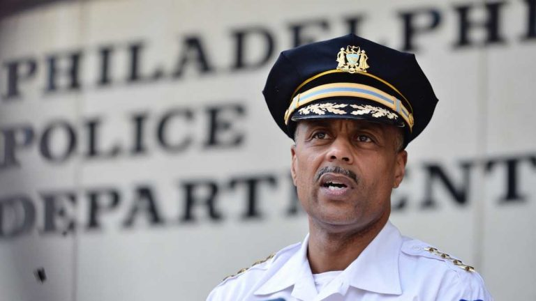 Philadelphia Police Commissioner Richard Ross says some of the new stop-and-frisk training and auditing that began in 2016 is starting to pay off, but the department's work is far from over. (Bastiaan Slabbers for NewsWorks)