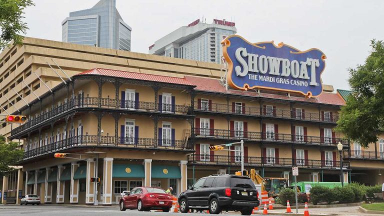 Showboat casino in Atlantic City, N.J. (Kimberly Paynter/WHYY, file)