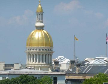 A bill advancing in the New Jersey Legislature would authorize the state's police and firefighters unions to manage their own pension funds. (Alan Tu/WHYY)