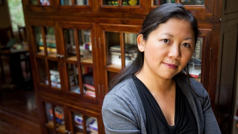 Yiyun Li,s latest work is a memoir called 'Dear Friend, from My Life I Write to You in Your Life.' (John D. & Catherine T. MacArthur Foundation)