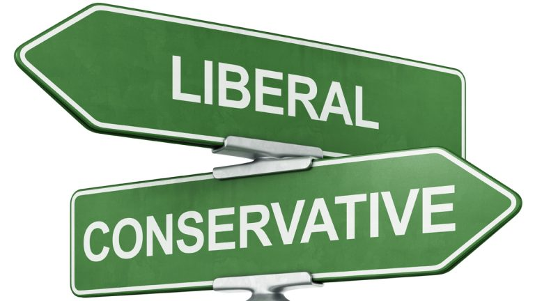 Image result for conservative and liberal