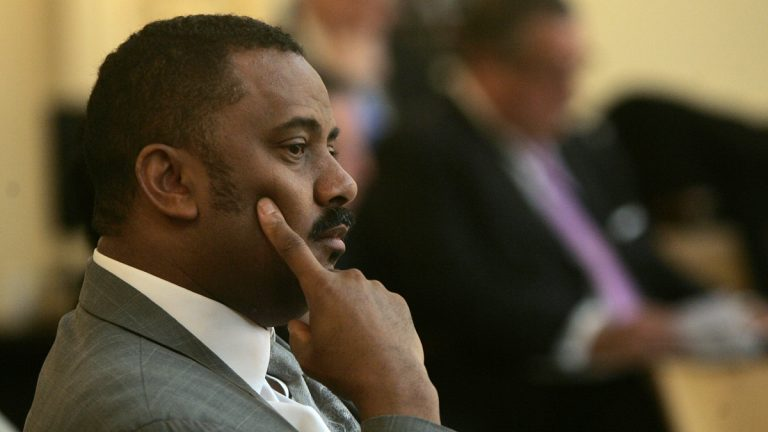 Atlantic City Mayor Lorenzo Langford is one of dozens of New Jersey politicians who accepted illegal financial contributions from engineering firm Birdsall Services Group. (AP Photo/Rich Schultz, file)