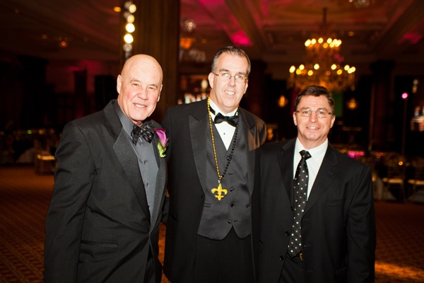 <p><p>2013 Mardi Gras King Jim Connolly (center), with Epilepsy Foundation Eastern PA board president and Mardi Gras chairman Frank Kotulka (left), and Charlie Nappa (Photo courtesy of Photos by Jonathan Meter)</p></p>