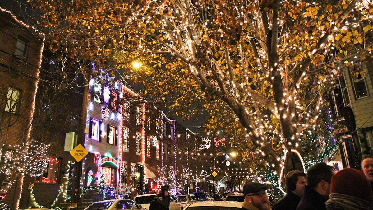 Miracle on 13th Street,' holiday displays light up South Philly ...
