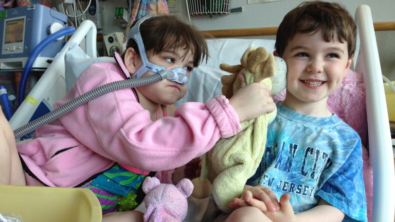 Cystic fibrosis patient Sarah Murnaghan, 10, underwent successful lung transplant surgery Wednesday at the Children's Hospital of Philadelphia. (Photo courtesy of the the Murnaghan family)