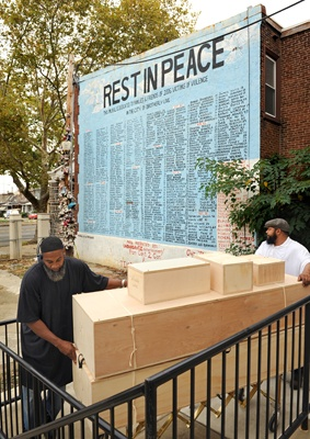 <p>&lt;p&gt;Pine boxes arrive at Khadijah Alderman Funeral Services at 1924 W. Hunting Park Ave. in Philadelphia. (Peter Tobia/for NewsWorks)&lt;/p&gt;</p>