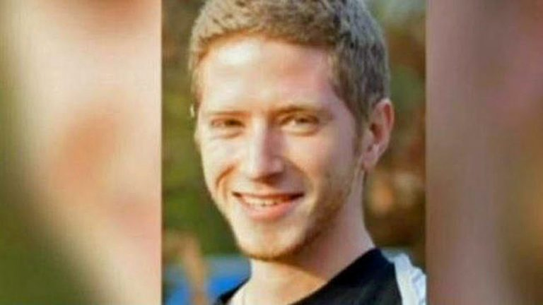 Shane Montgomery, missing since early Thanksgiving morning (NBC10 Photo)