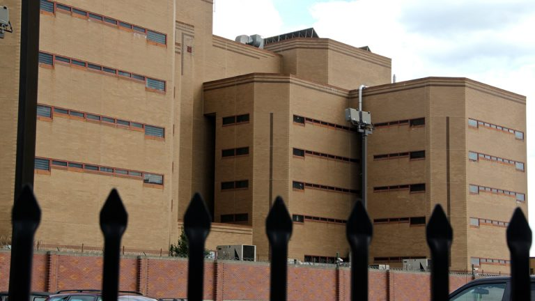 Camden County jail in New Jersey (NewsWorks file photo)