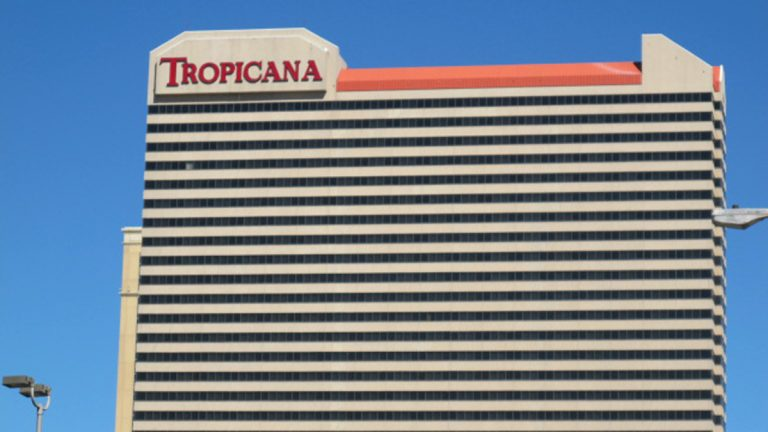 Tropicana Casino & Resort in Atlantic City, New Jersey (Phil Gregory/WHYY)