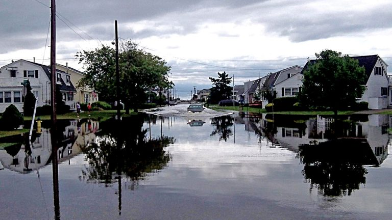 Nuisance flooding is a part of life in New Jersey's coastal communities.
