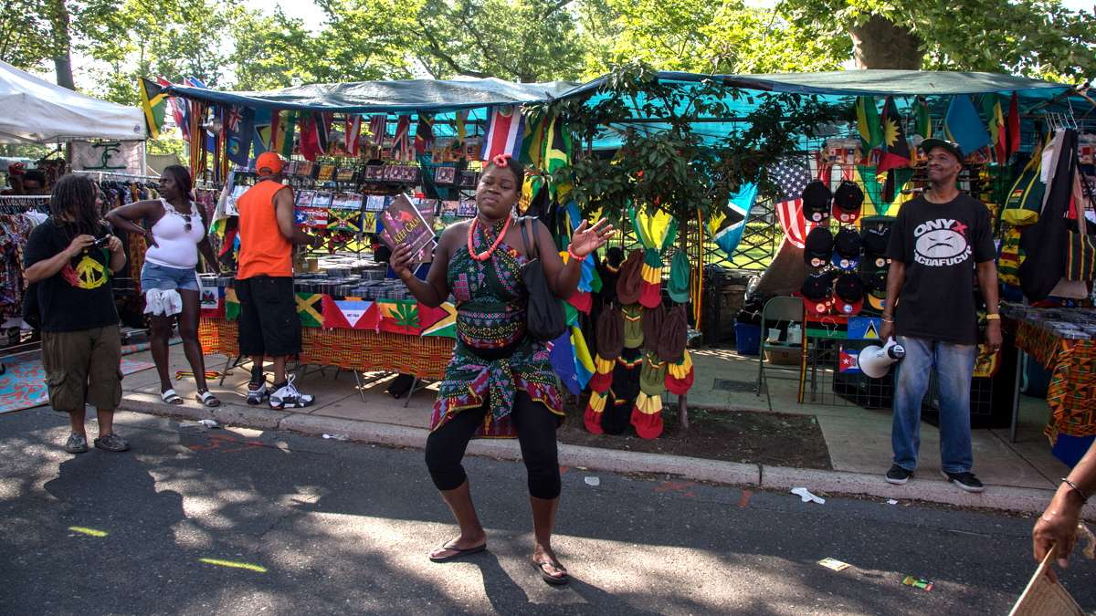 The 42nd Odunde Festival has celebrated the cultures of the African diaspora with a street festival every year since 1975.