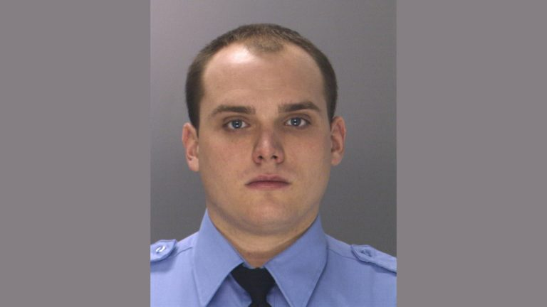 Philadelphia Police officer James Yeager faces termination. (Philadelphia Police Department)