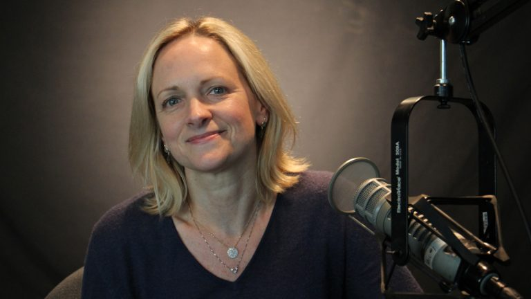 Paige Price is the new artistic director of Philadelphia Theatre Company. (Emma Lee/WHYY)