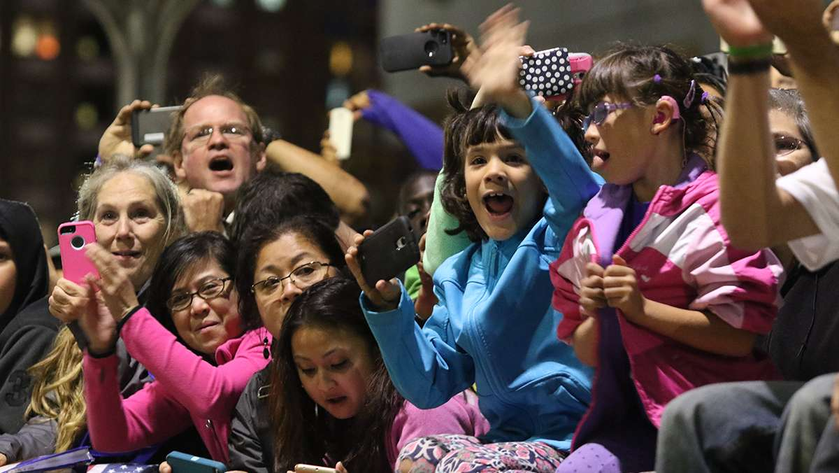 Festival of Families: Scenes from the Festival of Families in Philadelphia, 2015 (Kevin Cook/for NewsWorks)