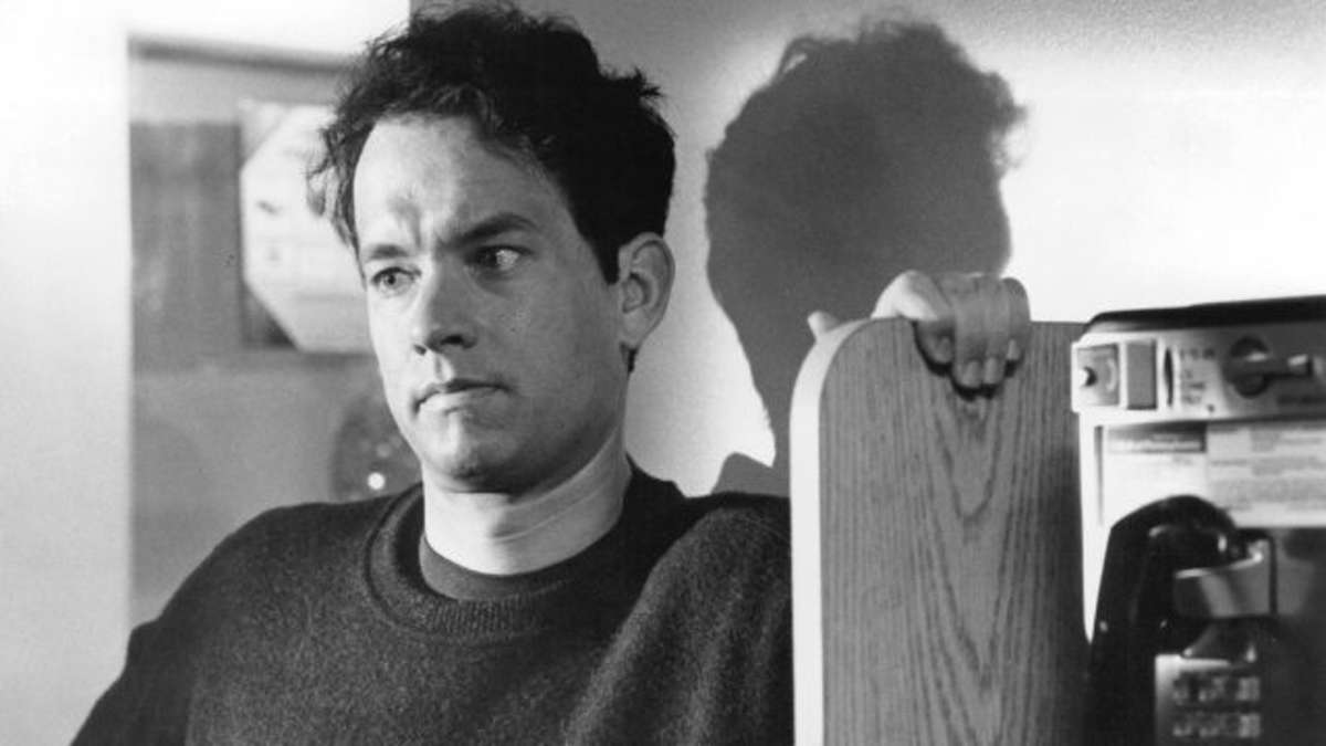 Tom Hanks as Andrew Beckett in the 1993 film 'Philadelphia.' (Photo by Clinica Estetico)