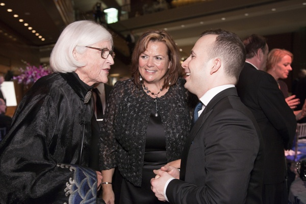 <p>&lt;p&gt;Philadelphia Orchestra Music Director Yannick Nezet-Seguin (far right) talking with Sheila Platt (left) and Orchestra CEO Allison Vulgamore (Photo courtesy of Jessica Griffin)&lt;/p&gt;</p>