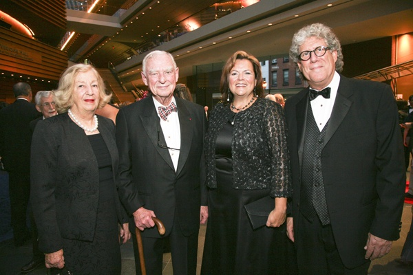 <p>&lt;p&gt;Marguerite and Gerry Lenfest (left) with Philadelphia Orchestra CEO Allison Vulgamore and Don Fox (Photo courtesy of Jessica Griffin)&lt;/p&gt;</p>