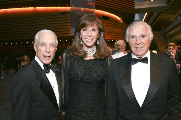 <p>&lt;p&gt;New Jersey radio personality Jerry Blavet (left) with Caroline and Sidney Kimmel, after whom the building is named (Photo courtesy of Jessica Griffin)&lt;/p&gt;</p>