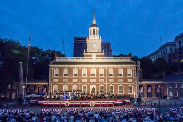 The Philly POPS return to Independence Hall for the annual Independence Day weekend concerts. This year,