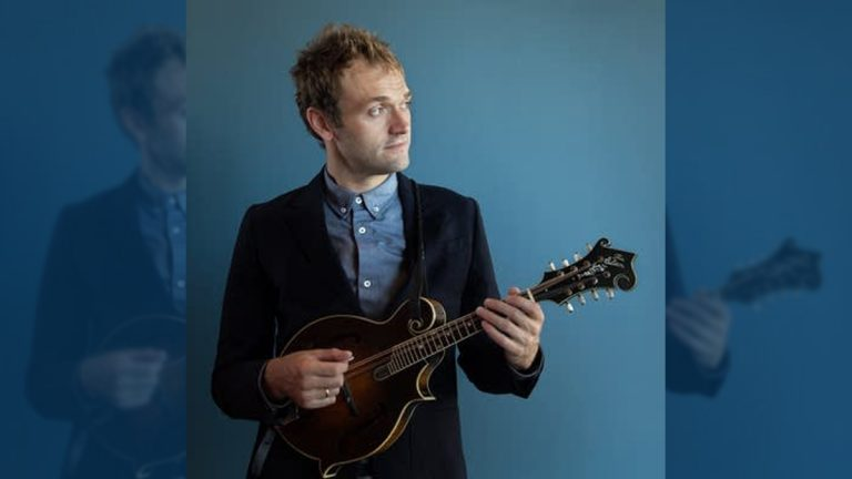 Chris Thile is the new host of