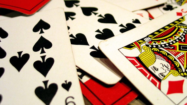 Priest claimed God caused him to lose badly in poker. (Big Stock photo)