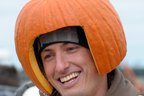 <p><p>Be the pumpkin! (Chuck Snyder/for NewsWorks)</p></p>