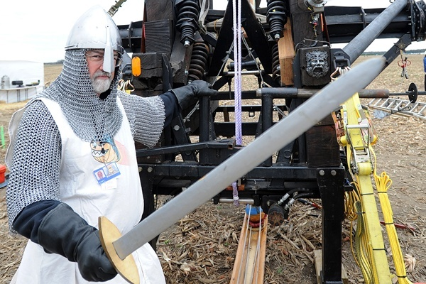 <p>&lt;p&gt;There was no shortage of characters at Punkin Chunkin. (Chuck Snyder/for NewsWorks)&lt;/p&gt;</p>