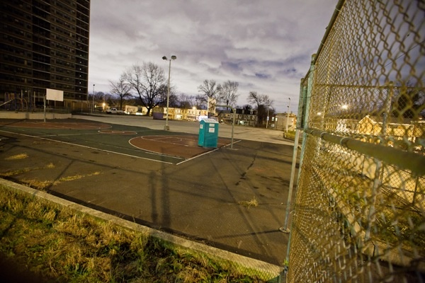 <p>&lt;p&gt;Thursday night's meeting was the first time that PHA officials acknowledged that the Queen Lane Apartments tower might not be demolished after all. (Brad Larrison/for NewsWorks)&lt;/p&gt;</p>