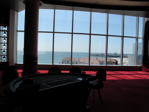 <p>&lt;p&gt;A view of the Altantic Ocean from Revel in Atlantic City. (Phil Gregory/WHYY)&lt;/p&gt;</p>