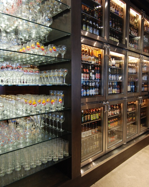 <p>&lt;p&gt;A look at one of the beer fridges in the casino-hotel. (Photo courtesy of Revel Entertainment)&lt;/p&gt;</p>