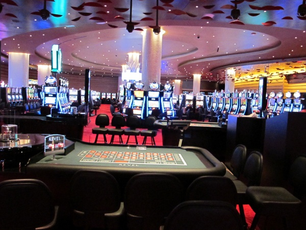 <p>&lt;p&gt;A look at one of the tables at Revel. The new casino-hotel boasts 130,000 square feet of casino space. (Phil Gregory/WHYY)&lt;/p&gt;</p>