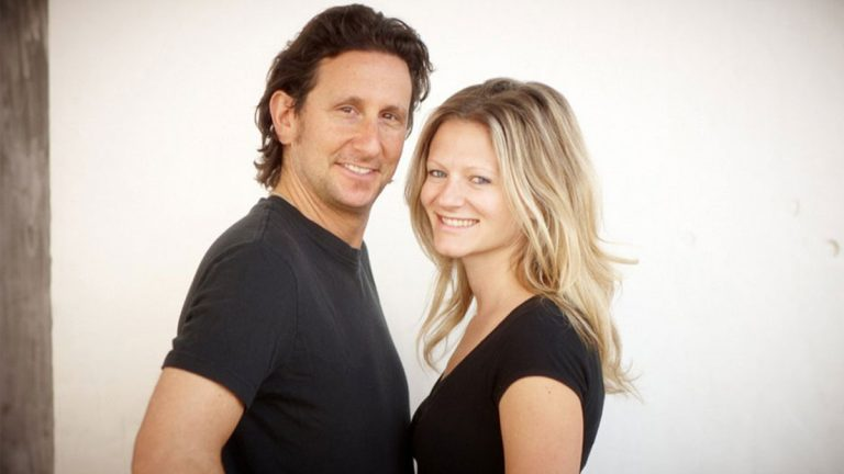 RIch Landau and Kate Jacoby, chefs and co-owners of Vedge and V Street (Image provided)