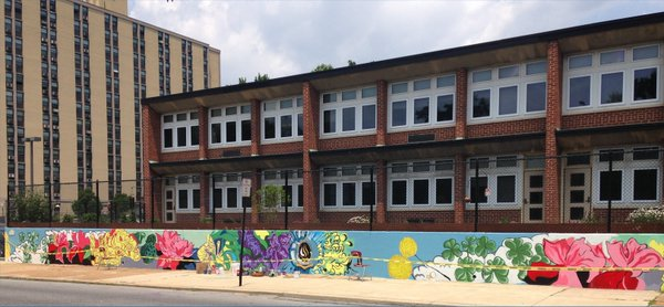 Closing Sarah Pyle Academy, an award-winning alternative high school, is among the possible cuts Christina School District is asking its board to consider Thursday night. (File/WHYY)