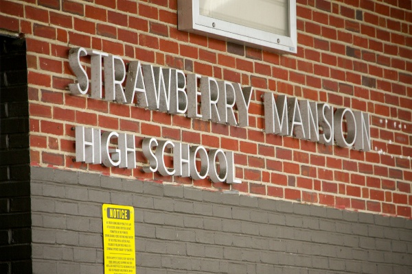Strawberry Mansion Middle and High School