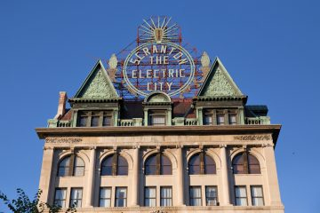 Scranton is facing a deadline to exit Act 47, the state's distressed cities program, or apply for a three-year extension. (Lindsay Lazarski/WHYY)